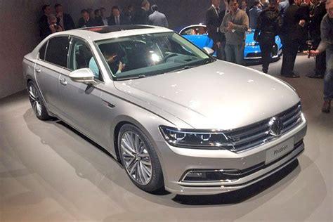 volkswagen phideon price 2017 volkswagen phideon reviews auto price release date