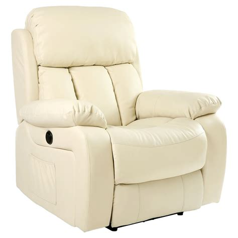 heated reclining sofa chester electric heated leather power recliner chair sofa armchair ebay