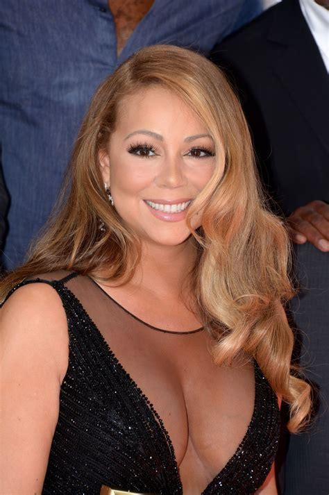 myria carey mariah carey at her hollywood walk of fame ceremony