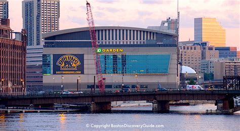 td garden boston sports  entertainment arena