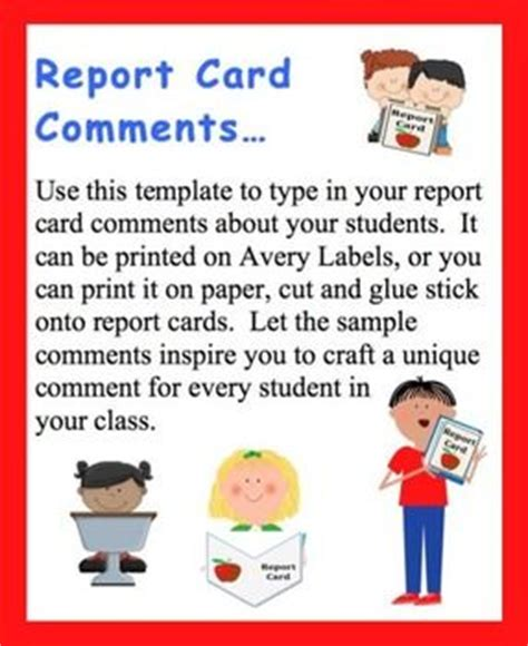 how do you make a report card 63 best images about preschool assessment on