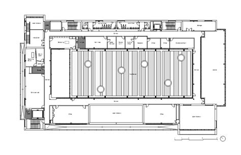 youth center floor plans architecture photography third floor plan 189452