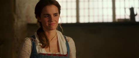 emma watson voice beauty and the beast beauty and the beast a question of will you see it