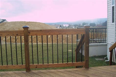 decking banister deck railings pictures custom deck railing spindles and balusters deck contractors