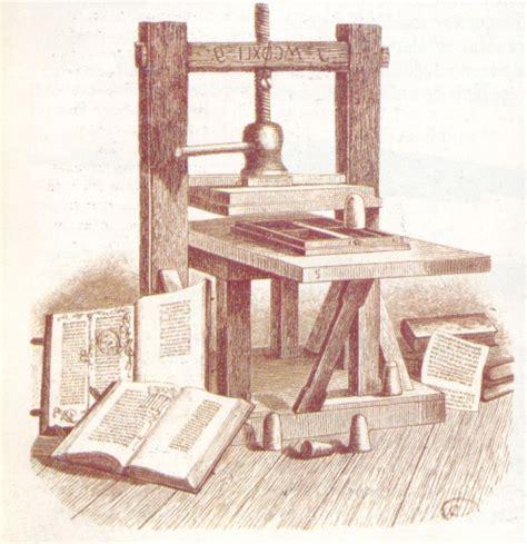 imagenes de imprentas antiguas y modernas cuando se invento la imprenta cr 237 tica hist 243 rica