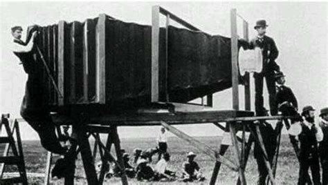 when was first camera invented the first camera ever build clicking pinterest