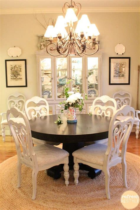 painting dining room chairs how to spray paint dining chairs refresh restyle
