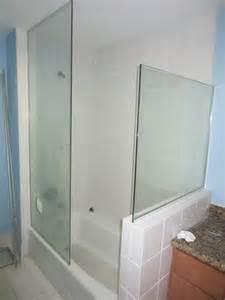 doorless enclosure hillcrest patriot glass and mirror