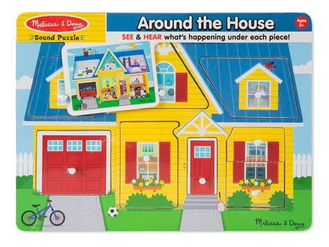 Toys Around The House by Page Title