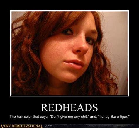 Redhead Meme - redheads