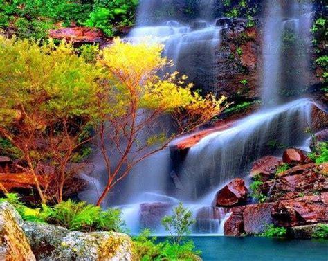 paisajes bonitos imagenes fotos wallpaper fondos de fondos de pantalla de hermosos paisajes de cascadas