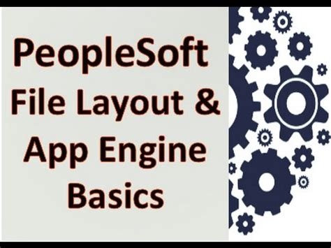 peoplesoft file layout double quotes peoplesoft file layout and application engine youtube