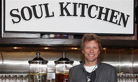 Jbj Soul Kitchen by Jon Bon Jovi Opens Pay What You Can Restaurant