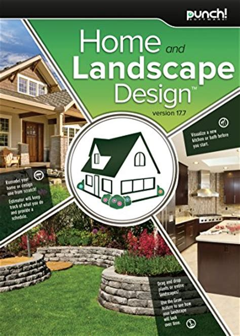 base of free software punch home landscape design 17 7