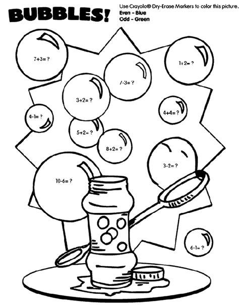 Bubbles Coloring Page bubbles crayola co uk