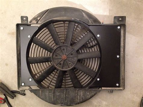 jeep cherokee fan shroud installation clutch fan converted to electric fan jeep cherokee forum
