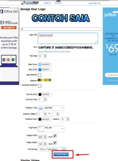 cara membuat vpn tanpa software inilah cara termudah membuat logo tanpa software