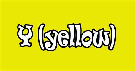 Kaos Distro Go Yellow apa itu pigmen warna y yellow design creativity