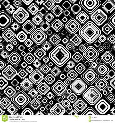 Muster Schwarz Weiß by Nahtloses Schwarzweiss Muster Stockbilder Bild 20718004
