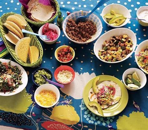 taco bar topping ideas how to set up a family friendly taco bar popular taco