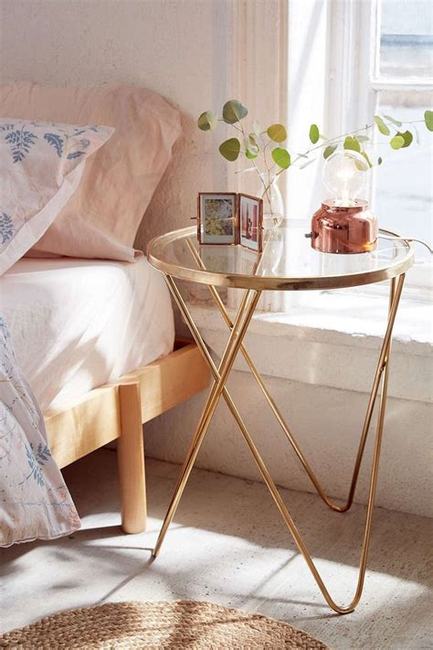 bedroom side table ideas best 25 side tables ideas on pinterest