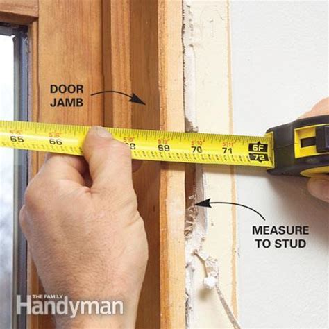 How To Measure A Patio Door For Replacement by Replace A Patio Door The Family Handyman