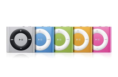 Apple Shuffle Now Available by New Ipod Shuffle 4 Now Available For Preorder Gadgetsin