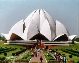 Lotus Temple Route Hoho For Sightseeing In Delhi Insight India A