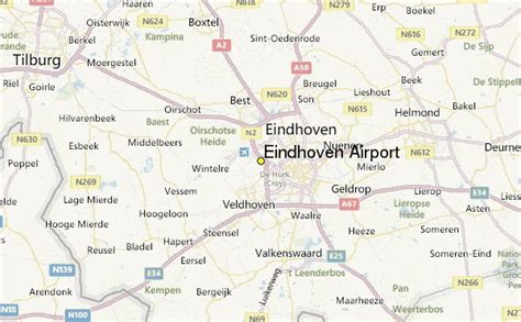 netherlands map eindhoven eindhoven airport weather station record historical