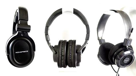 best dj studio headphones shure se112 review