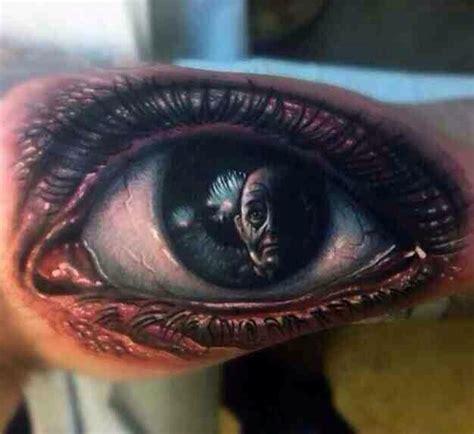 eye tattoo photos crazy realistic eye tattoo tattoo pinterest eyes