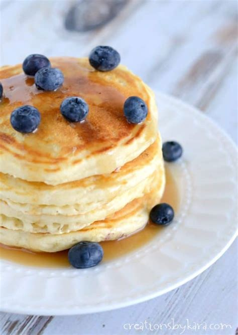 blueberry pancake recipe made from scratch blueberry pancakes recipe creations by