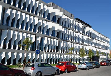 bbva oficinas en madrid nueva sede de bbva madrid por herzog de meuron metalocus