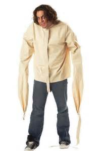 straight jacket mens halloween costumes