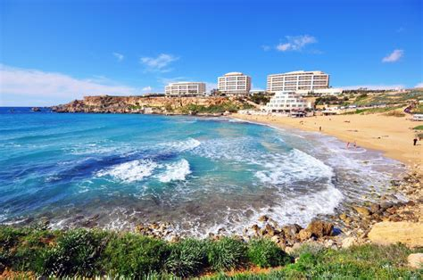 malta best beaches the best beaches in malta valletta as european capital of