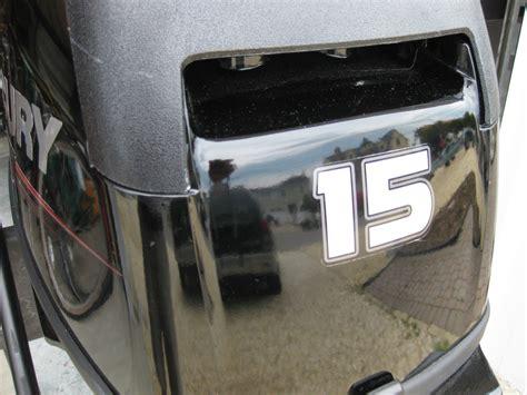 mercury outboard motor break in mercury outboard 15 hp 2013 for sale for 944 boats from