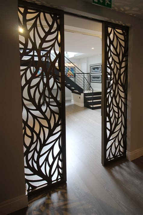 pattern making vancouver silian art gallery london laser cut sliding doors frond