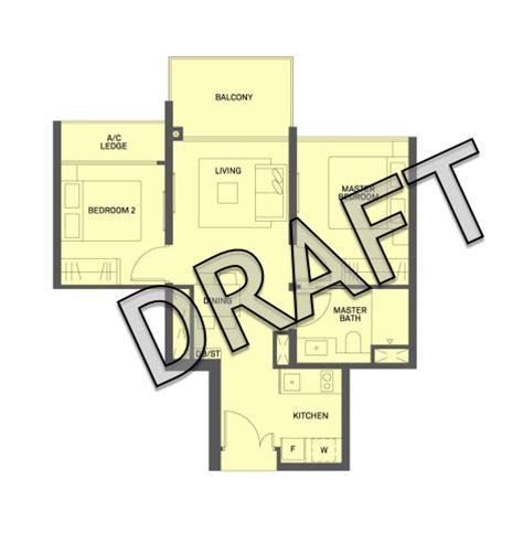 canopy floor plan clement canopy floor plan 2 br 635sqft temasekhome