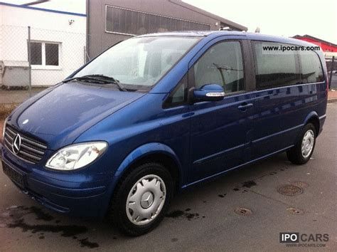 2004 mercedes viano 2 2 cdi trend 6 seater air