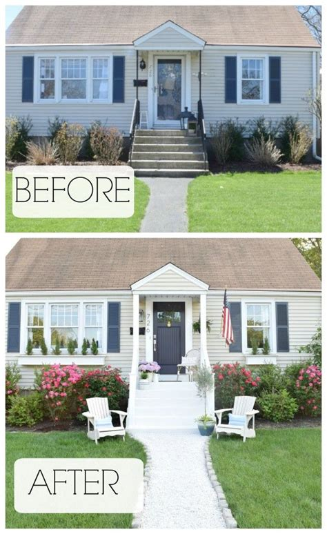 easy curb appeal ideas 25 best ideas about home exterior makeover on