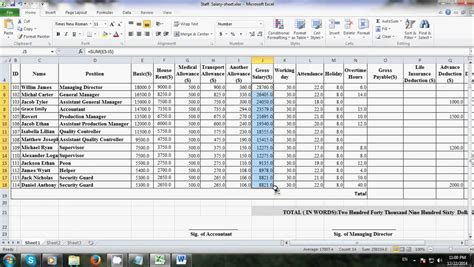 Excel Spreadsheet Calculations by Excel Spreadsheet Laobingkaisuo