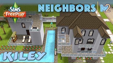 design clothes neighbor sims freeplay sims freeplay koolkileykiwi s house neighbor s original