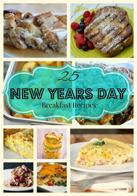 new year s day recipes 25 new years day breakfast recipes up pink cake plate