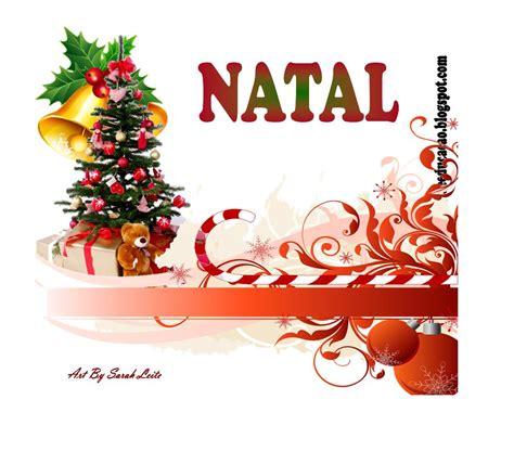 design banner natal blog educacional desenhos de natal