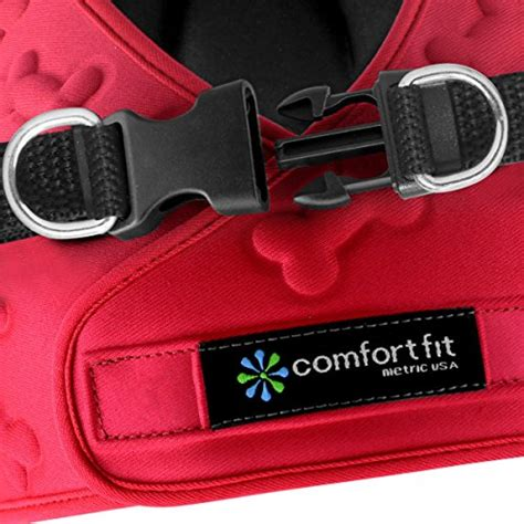 comfort fit harness comfort fit metric usa 6 3 x 8 8 inch dog harness with