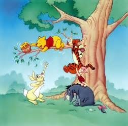 Pooh and friends 1