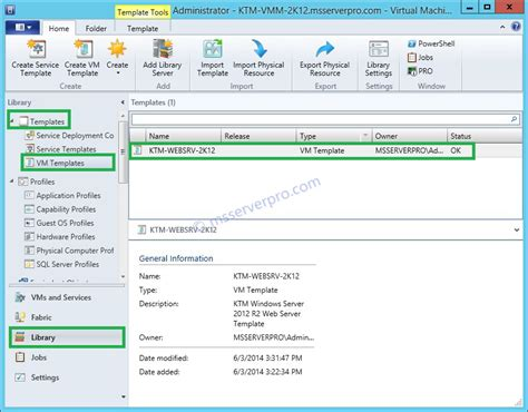 proposify create template from existing creating a machine template from an existing vm in