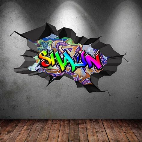 the 25 best graffiti wall art ideas on pinterest