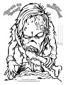 scary coloring pages scary coloring pages