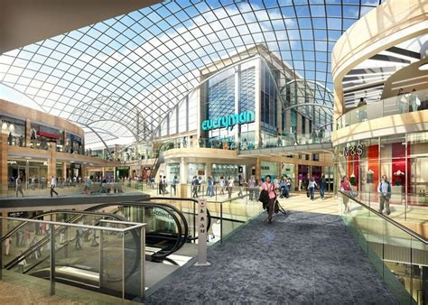 shopping in uk shopping centre construction hits lowest rate since 1960s